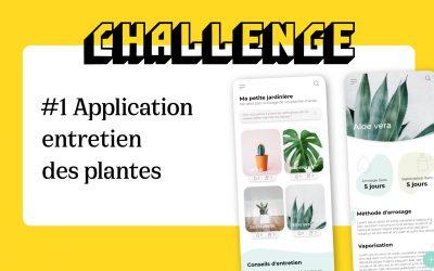 #1 Application entretien des plantes
