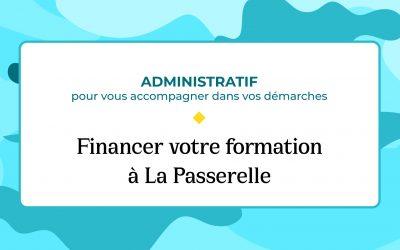 A La Passerelle, le mode de financement le plus utilisé par les apprenants est l'autofinancement !